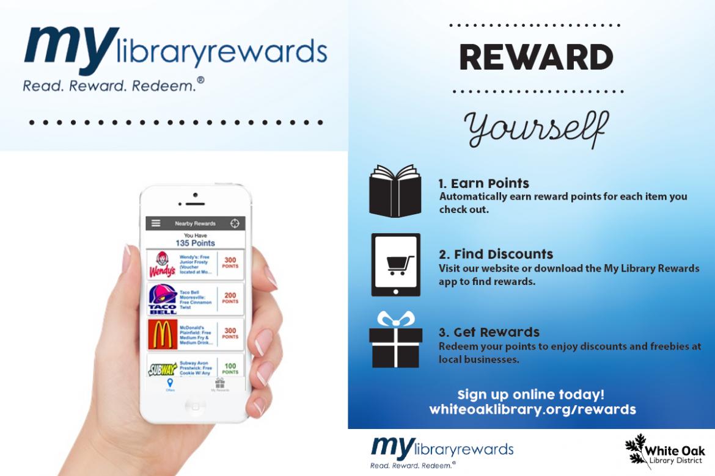 My Library Rewards