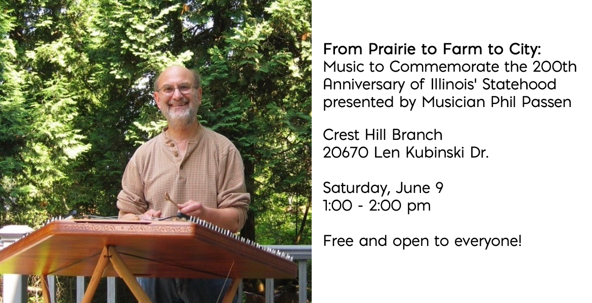 From Prairie to Farm to City: Music to Commemorate the 200th Anniversary ofIllinois' Statehood