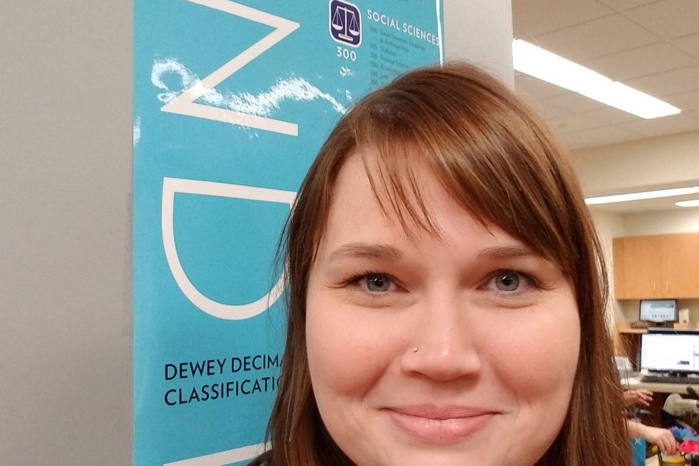 Meet the Staff Monday: Evangeline Stephenson