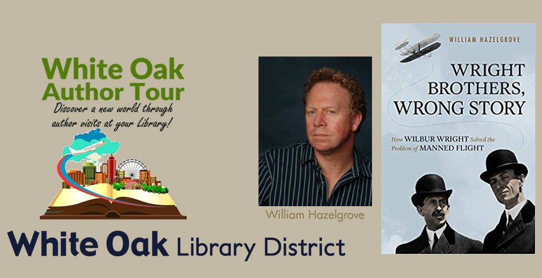 White Oak Author Tour Presents: William Hazelgrove