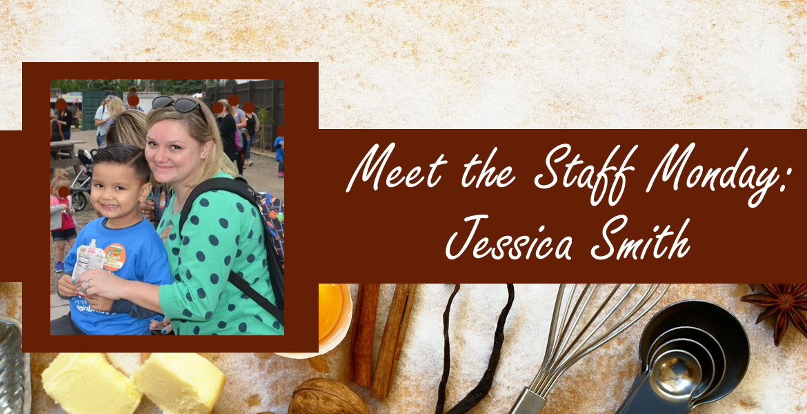Meet the Staff Monday with Jessica Smith