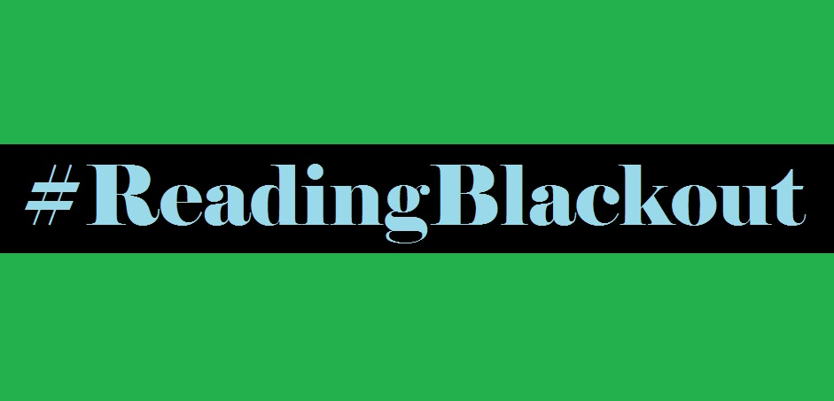 #ReadingBlackout