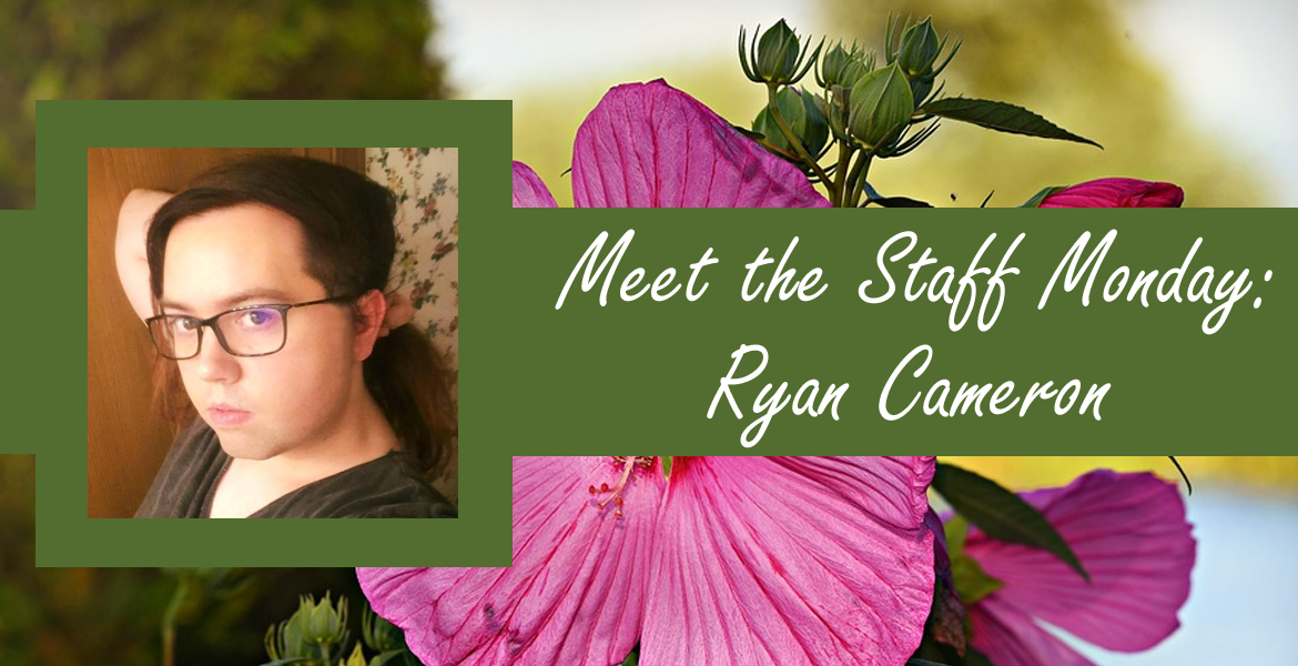 Meet the Staff Monday with Ryan Cameron