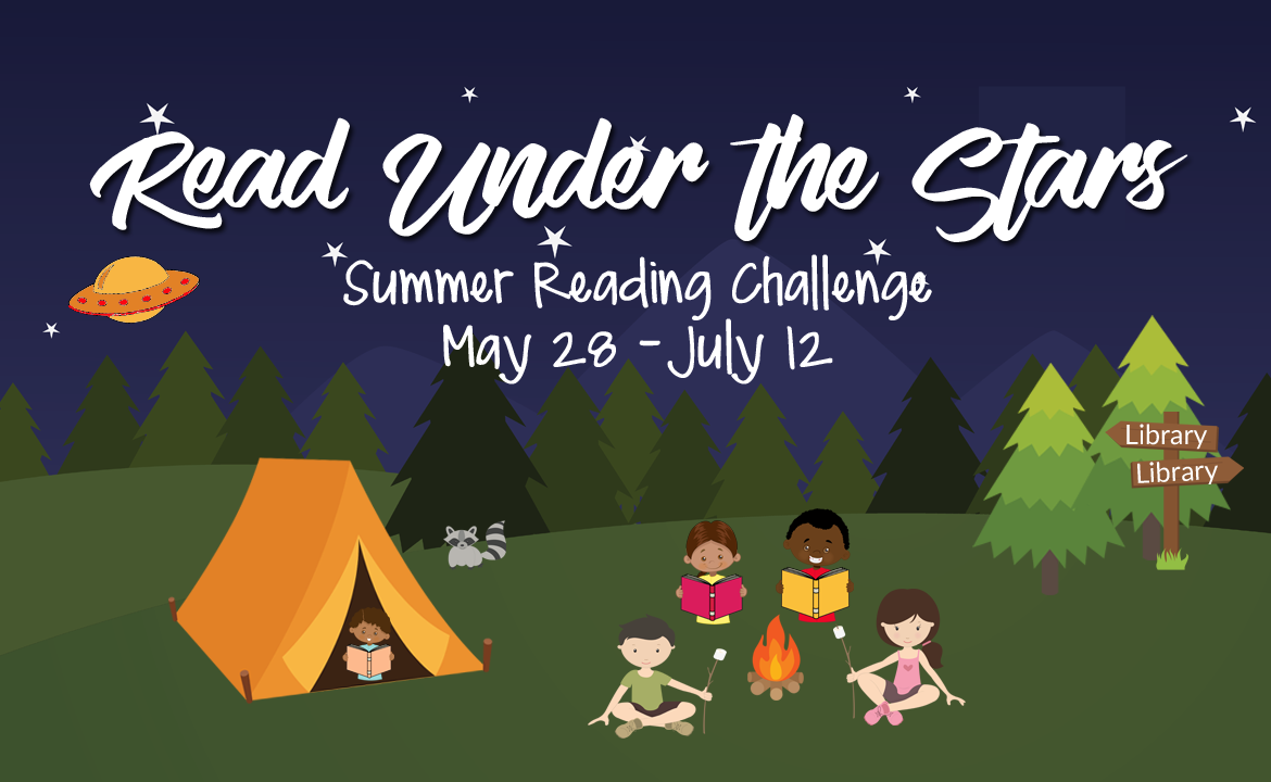 White Oak Library District Announces Its Annual Summer Reading Challenge