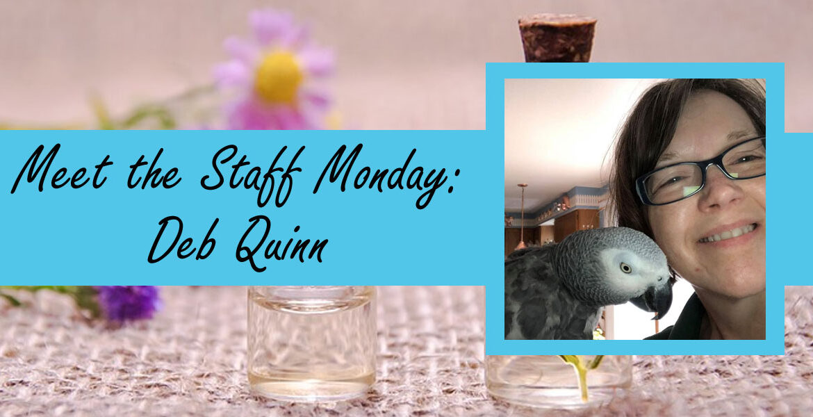 Meet the Staff Monday with Deb Quinn