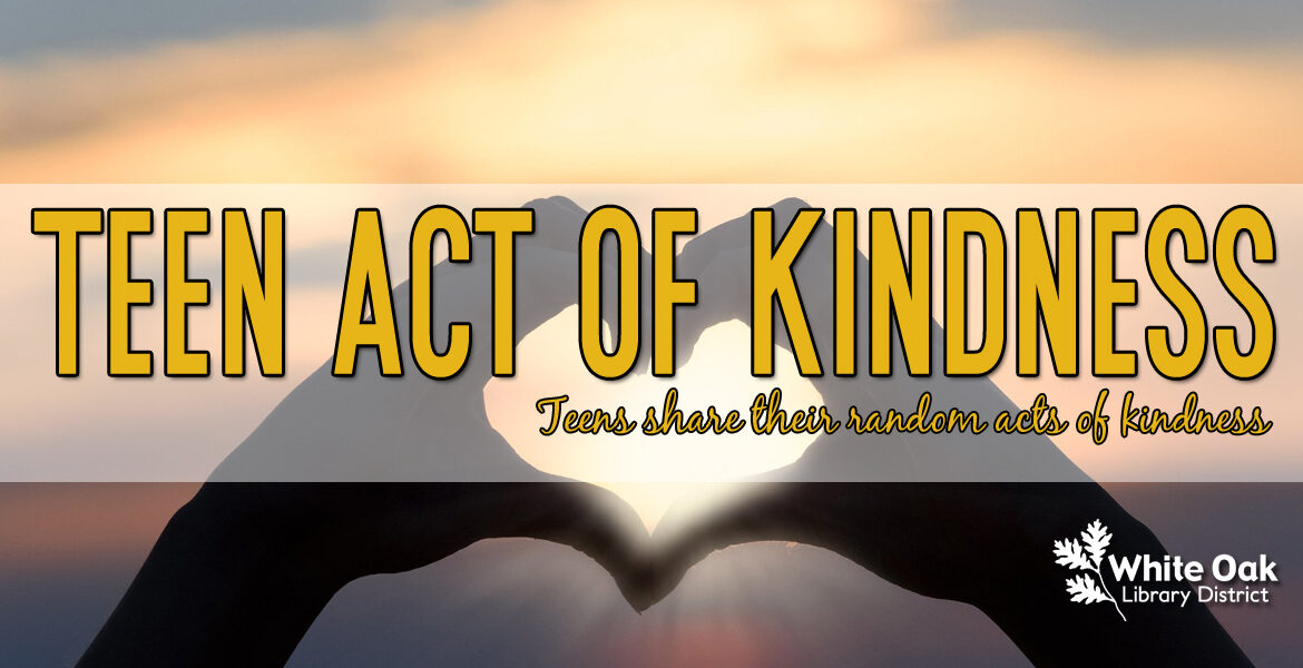 Teen Act of Kindness #6: Money for Mom