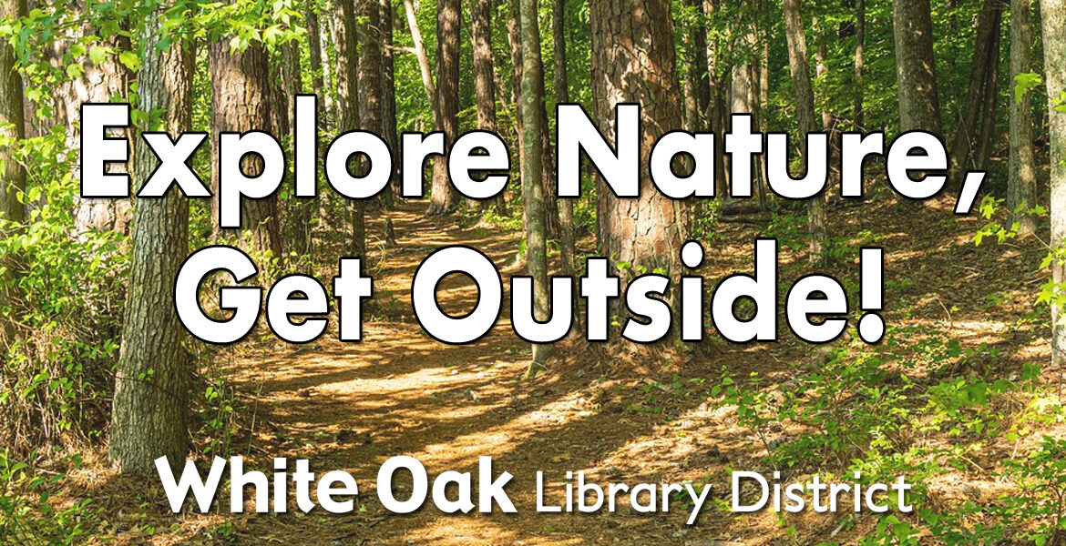Play Nature BINGO @ Your Library!